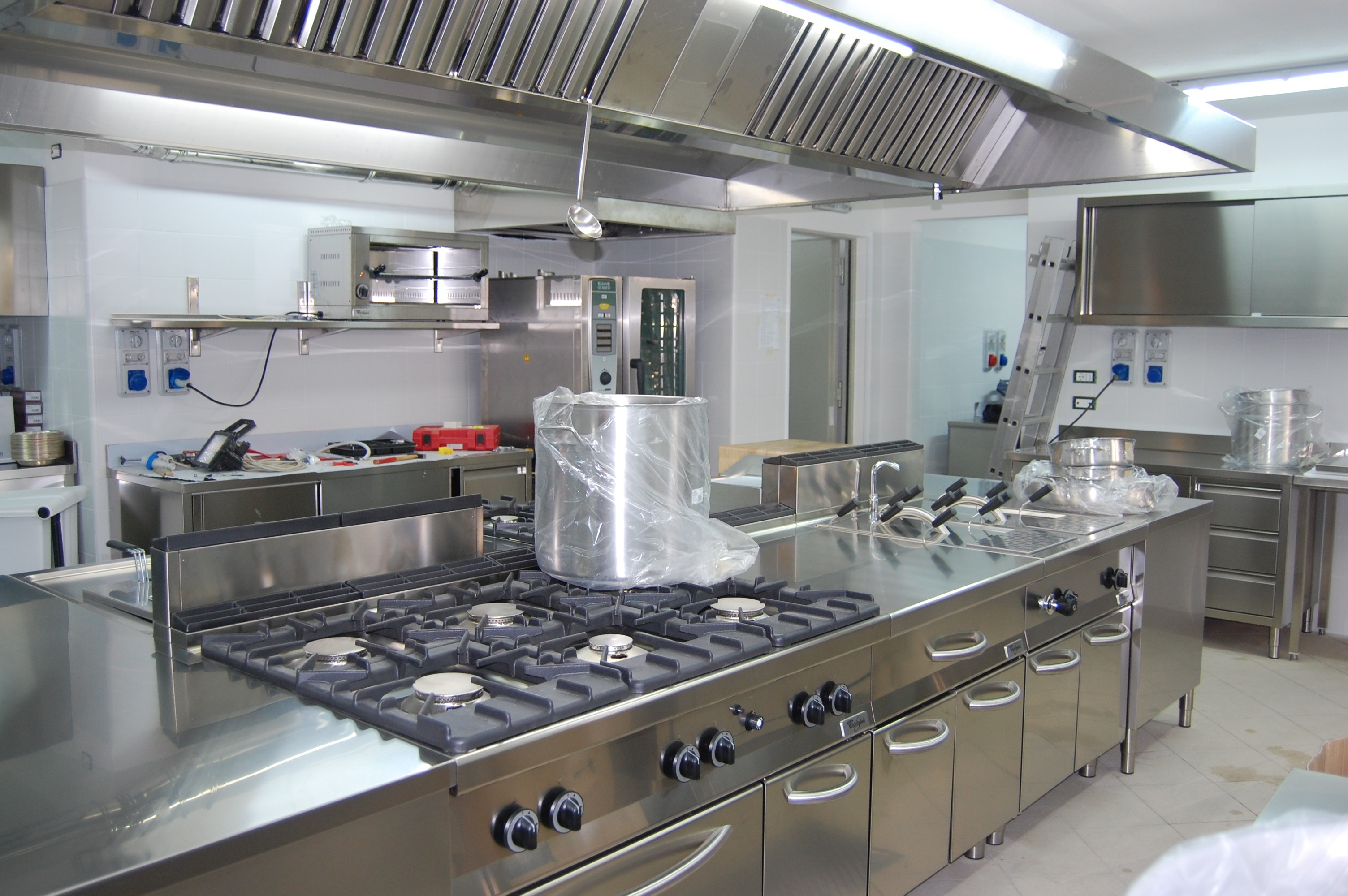 Best Cucine Inox Professionali Photos - Ideas & Design 2017 ...
